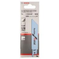 Bosch brzeszczoty do piły szablastej S522AF niebieski 5szt. 2608656010