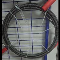 Spirala kanalizacyjna czarna 12mm 5m