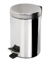 AWD kosz na śmieci 3L stal chromowana AWD02030010