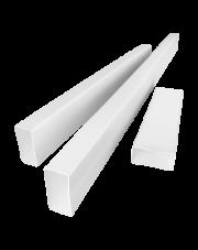Dospel kanał wentylacyjny płaski D/P 110x55/1,0mb 007-0214
