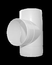 Dospel łącznik trójnik okrągły D/TO 100 007-0218