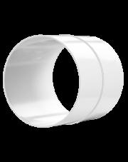 Dospel łącznik okrągły D/LO 100 007-0221