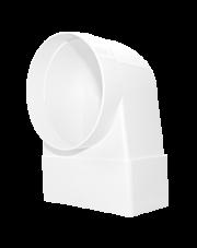 Dospel łącznik kolano zmienne D/KLZ 104/110x55 007-0223