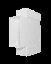 Dospel łącznik trójnik płaski D/TP 110x55 007-0227