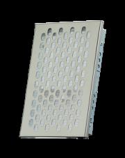 Dospel kratka wentylacyjna metalowa ścienna D/TKM 140x210/N 007-1823