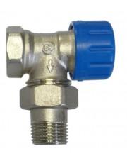 Schlosser zawór termostatyczny kątowy DN15 GW1/2