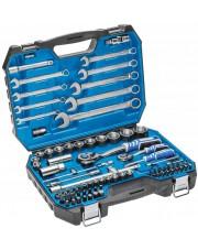 Hogert zestaw narzędziowy 85-elementowy HT1R425