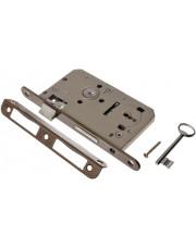 Jania zamek wpuszczany 60/50mm na klucz z dźwignią Z014