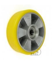 Zabi koło aluminiowo-poliuretanowe 160 A40PP