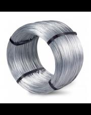 Metalurgia drut ocynkowany ze stali niskowęglowej 2,4mm 5kg