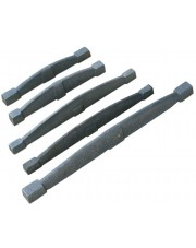 Ruszt żeliwny sztabkowy 45x310mm