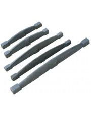 Ruszt żeliwny sztabkowy 45x370mm