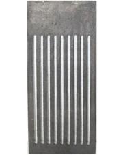Ruszt do kuchni węglowej Grudziądz TK2 340x150mm