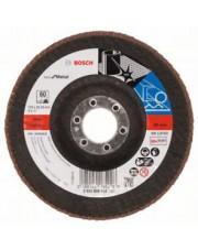 Bosch listkowa tarcza szlifierska 125 mm Best for Metal 2608606923