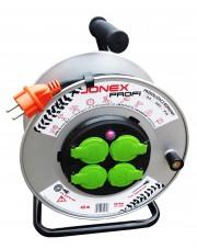 Jonex przedłużacz bębnowy H05RR-F 3x2,5 30m PS-BM IP44