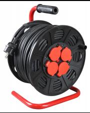 Jonex przedłużacz bębnowy H05RR-F 3x1,5 25m PS-BTG IP44