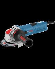 Bosch szlifierka kątowa GWX 13-125 S z systemem X-LOCK 06017B6002
