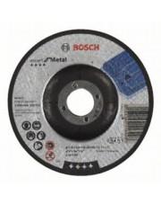 Bosch tarcza tnąca wygięta Expert for Metal 125x22,23mm 2608600221