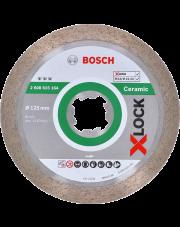 Bosch tarcza diamentowa Best for Ceramic z systemem X-LOCK 2608615164