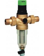 Honeywell filtr drobnosiatkowy z opłukiwaniem i regulatorem ciśnienia FK06-1AA