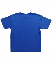 Raw-Pol koszulka T-shirt niebieska rozmiar L