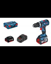 Bosch akumulatorowa wiertarko-wkrętarka udarowa GSB 18 V-60 C 06019G2100