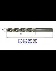 Baildon wiertło kręte NWMc 4,0mm do miedzi i aluminium 00602210004000