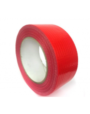Taśma izolacyjna 48mm x 22,8mb czerwona