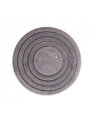 Kręgi do płyt kuchennych żeliwnych 270mm