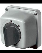 Elektromet wyłącznik krzywkowy L-0-P łuk 25-43 w obudowie 25A 922529
