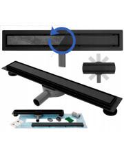 Rea odwodnienie liniowe Neo Pure Pro 2w1 Black 700mm