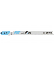 Bosch brzeszczot do wyrzynarek T118A 5 sztuk 2608631013