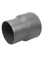 Traper 110/125mm z żeliwa na kanalizacje PVC