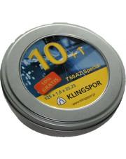 Klingspor tarcza do cięcia metalu 10+1 Special T 60 AZ 125x1x22,23mm 316151