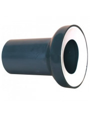 Rawiplast sztucer przyłączeniowy do WC 110x150/90 do spłuczki podtynkowej czarny P101