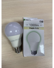 Żarówka LED E27 72W 1000lm barwa biała ciepła