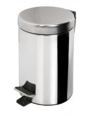 AWD kosz na śmieci 12l chrom AWD02030008