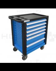 Hogert szafka narzędziowa z 6 szufladami HT7G046