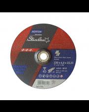 Norton tarcza tnąca Starline Metal Inox A24Q-BF27 230x6,0x22,23mm 66252837269