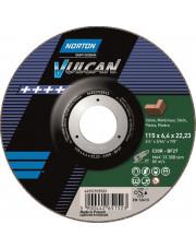 Norton tarcza tnąca Vulcan Beton C30R-BF27 115x6,4x22,23mm 66252925533
