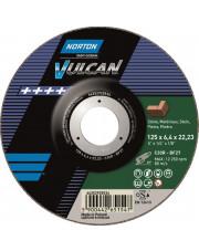 Norton tarcza tnąca Vulcan Beton C30R-BF27 125x6,4x22,23mm 66252925534