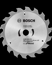 Bosch tarcza pilarska Eco for Wood 160x20x16mm 2608644372