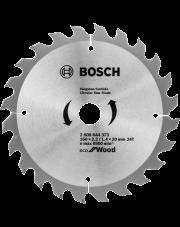 Bosch tarcza pilarska Eco for Wood 160x20x16mm 2608644373