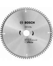 Bosch tarcza pilarska Eco for Wood 254x30mm 2608644384
