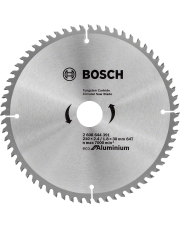 Bosch tarcza pilarska Eco for Aluminium 210x30mm 2608644391