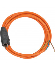 Jonex przewód przyłączeniowy z wtyczką prostą 2x1,5G 4m