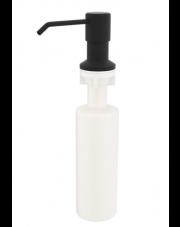 Kuchinox dozownik do mydła czarny OKD730T