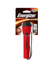 Energizer latarka Plastic Led 2AA czerwona