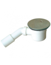 Rawiplast syfon brodzikowy chromowany A407CH50