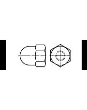 ASmet nakrętka kołpakowa M12 DIN 1587 100szt.